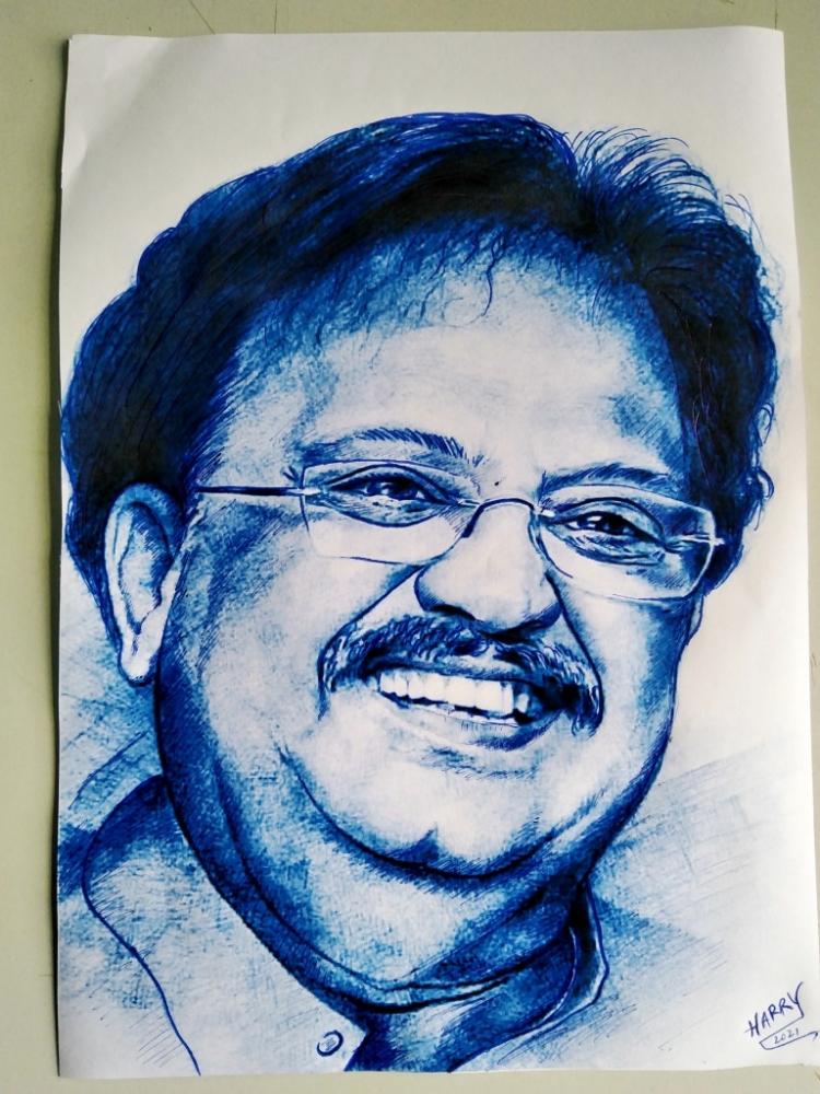 S. P. Balasubrahmanyam par HARRY